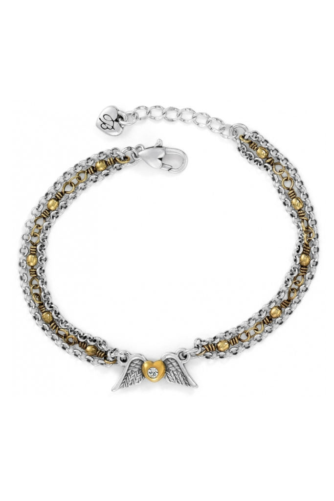 Angel Heart Bracelet