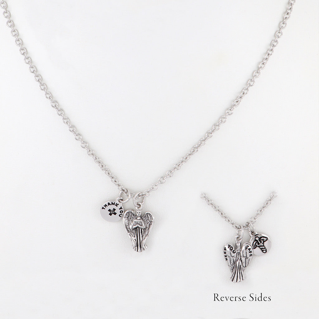 Angel of Hero's Necklace