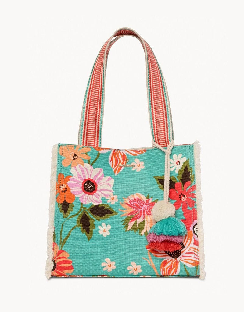 317 Broughton Boho Box Tote - Jenna Jane's Jewelry