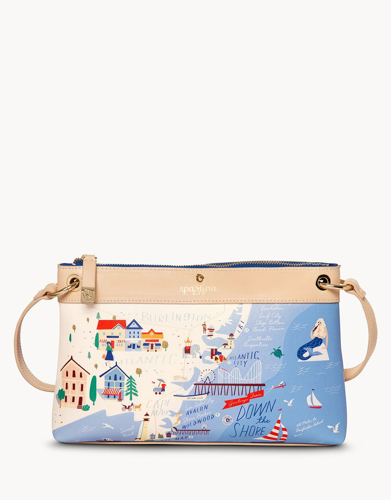 Down the Shore Crossbody - Jenna Jane's Jewelry