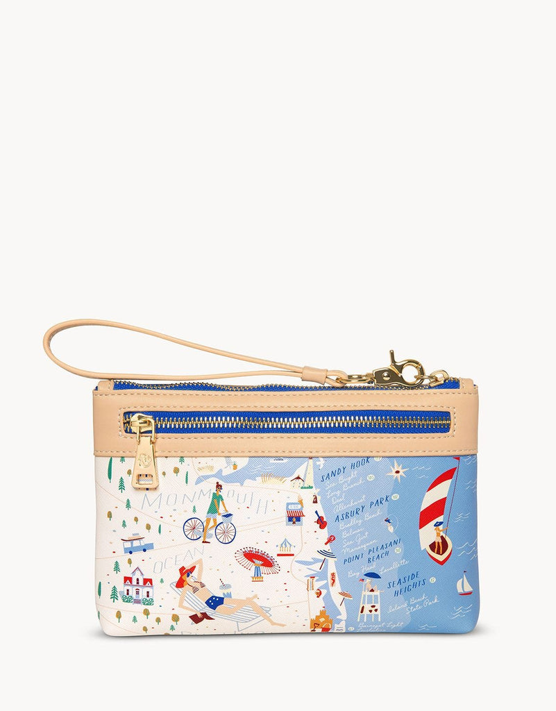 Down the Shore Scout Wristlet - Jenna Jane's Jewelry