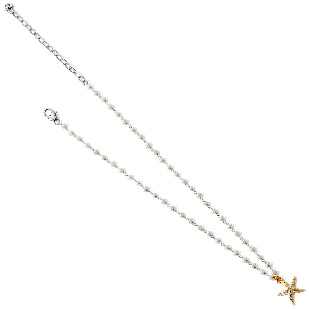 Sea Shore Petite Starfish Necklace