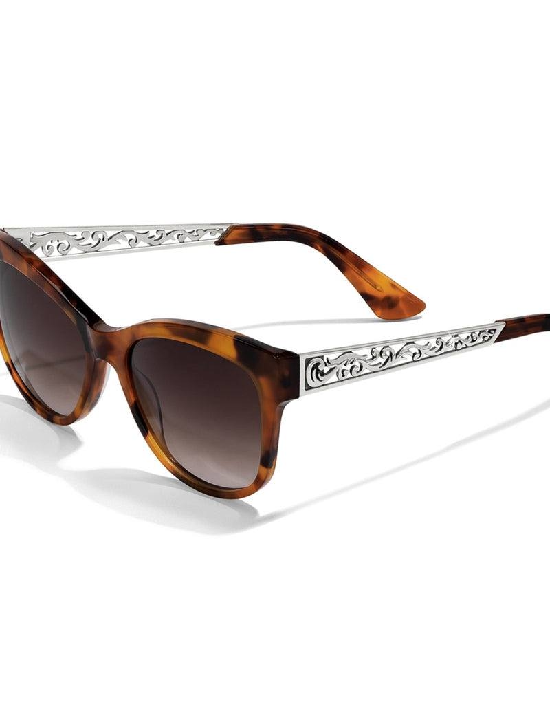 Kaytana Brown Chip Sunglasses