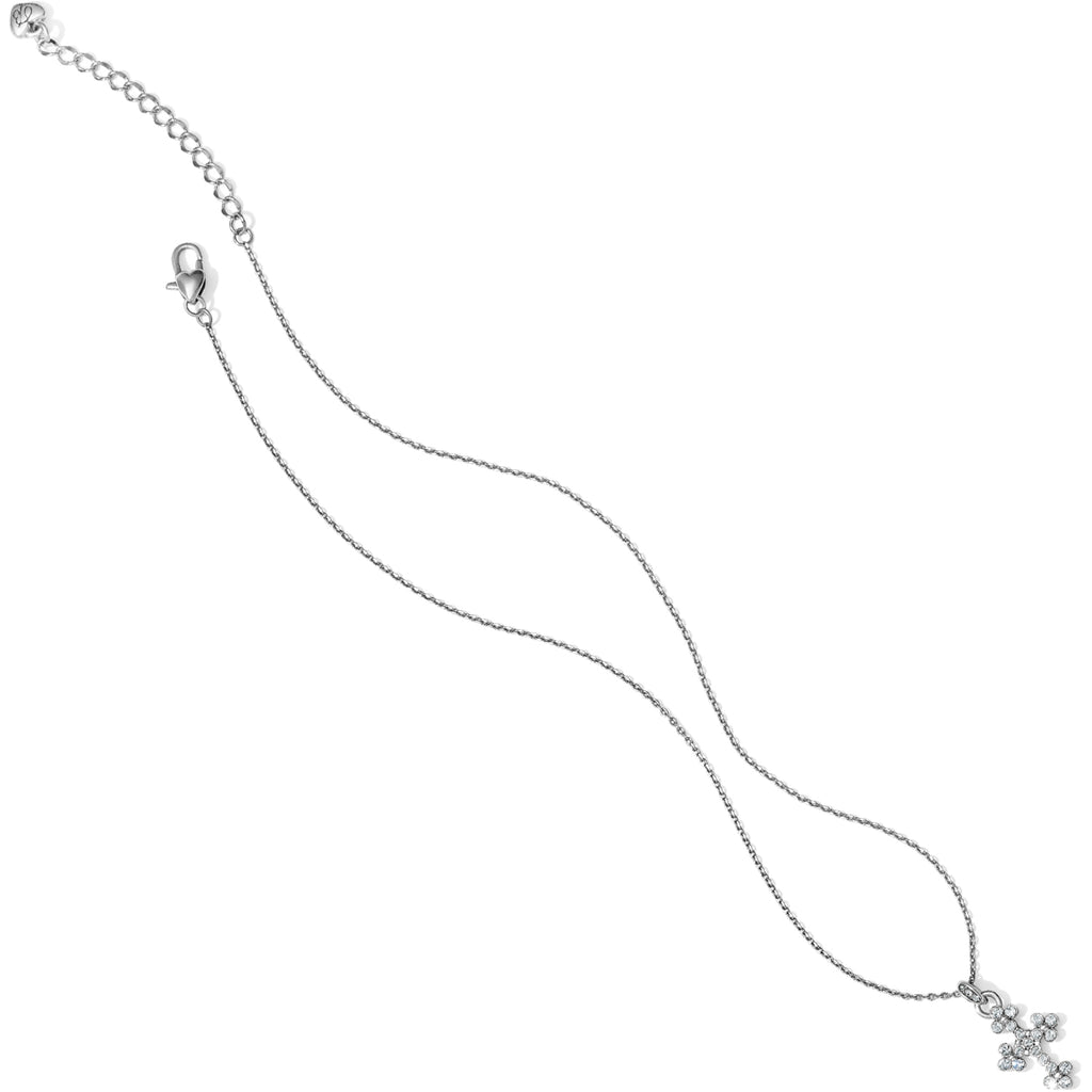 Abbey Cross Necklace