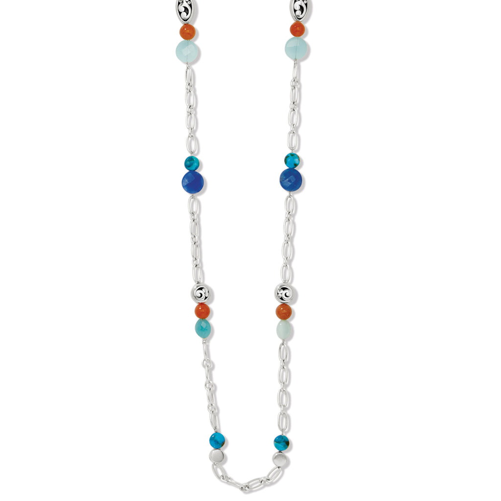 Contempo Chroma Long Necklace