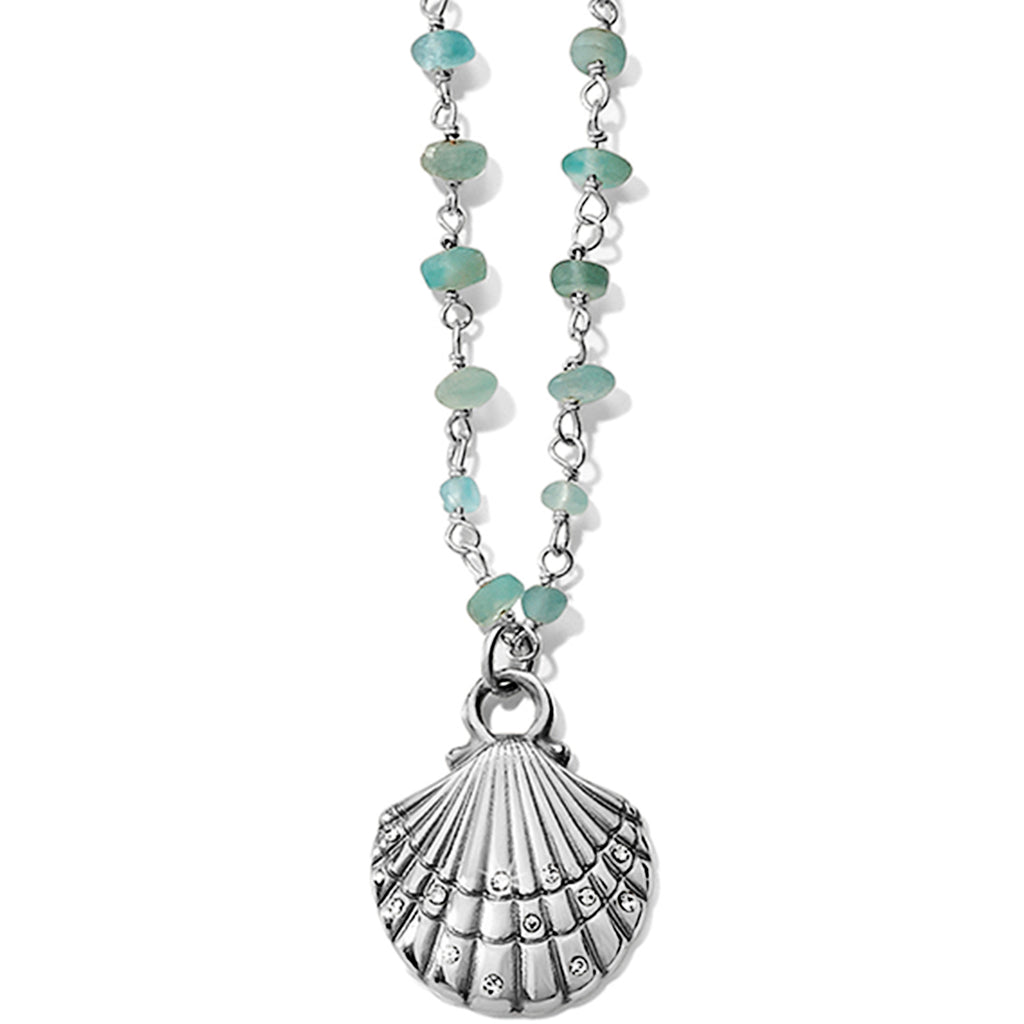 Sea Shore Petite Shell Necklace - Jenna Jane's Jewelry