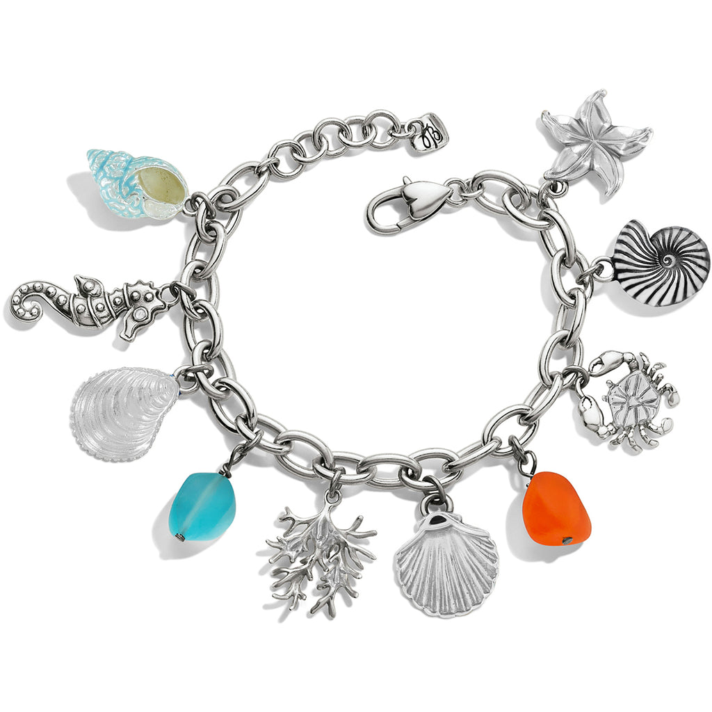 Sea Shore Charm Bracelet - Jenna Jane's Jewelry