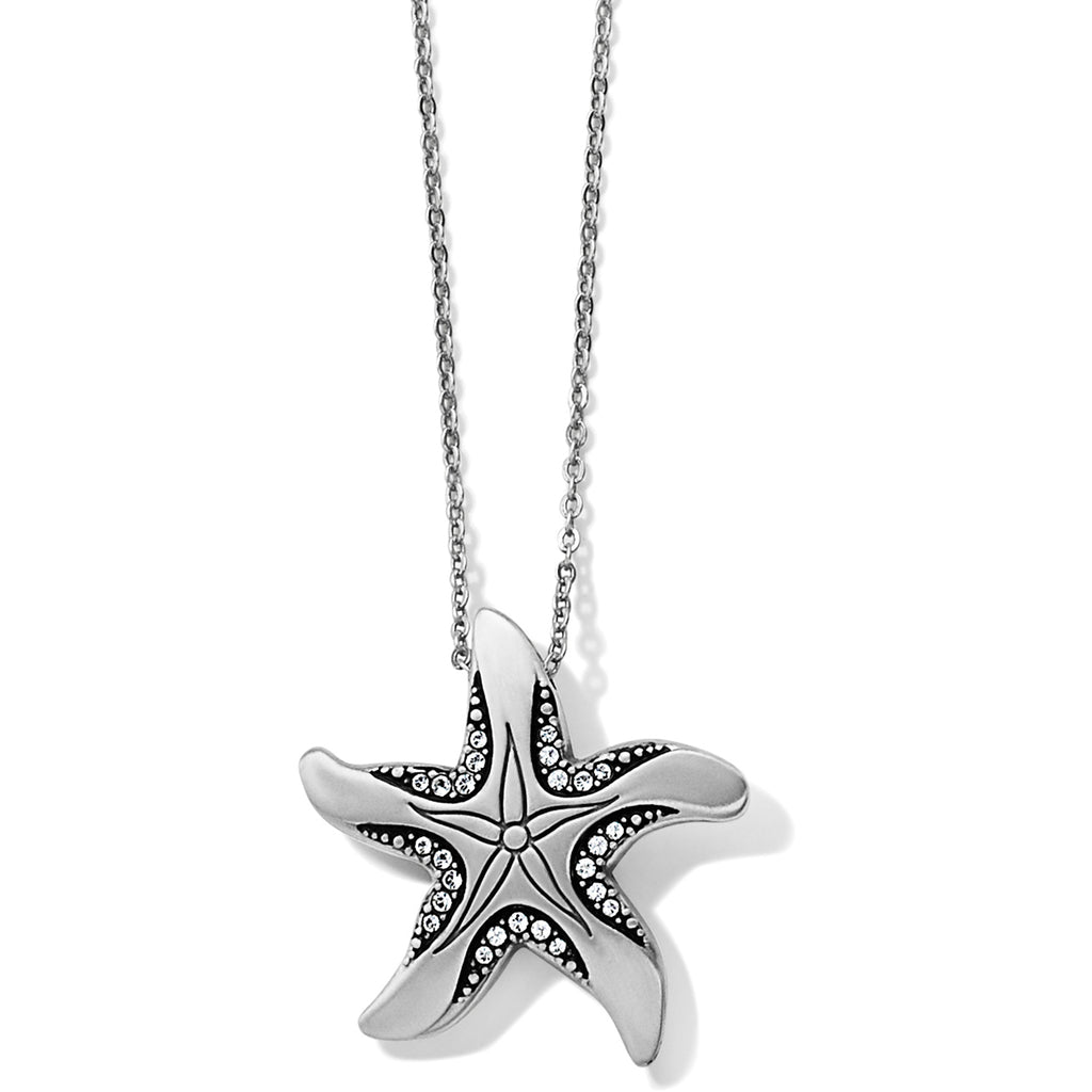 Trust Your Journey Reversible Starfish Necklace - Jenna Jane's Jewelry