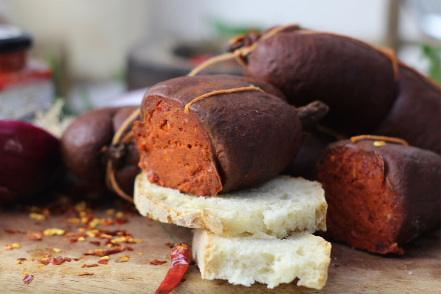 Nduja: all about the spicy salami from Calabria