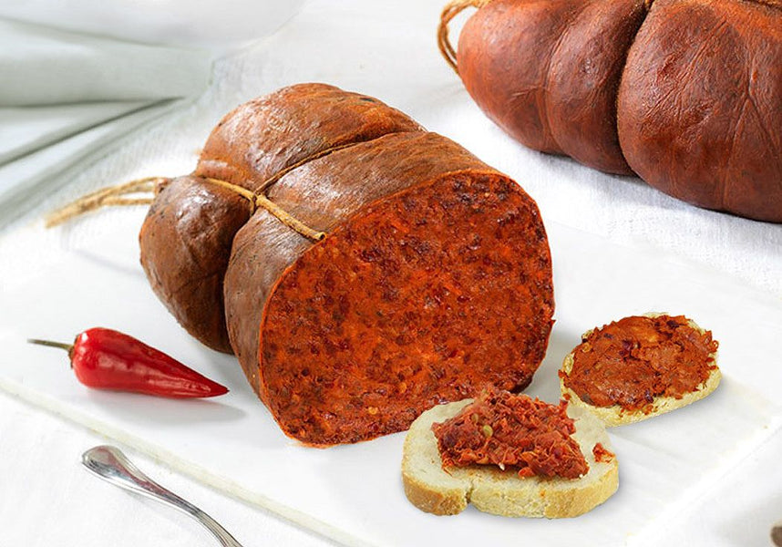 How to use Nduja