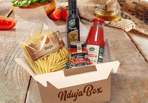 NdujaBox - Genuine Calabrian flavours