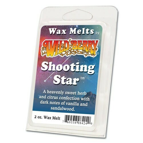Shooting Star - Wildberry Wax Melts