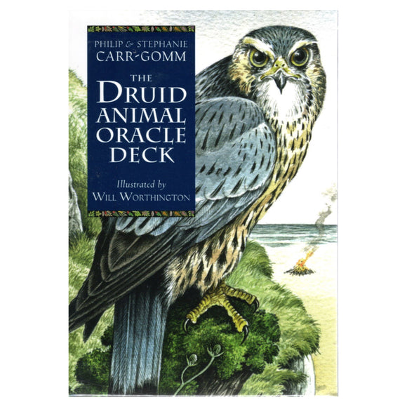 The Druid Animal Oracle - Philip & Stephanie Carr-Gomm