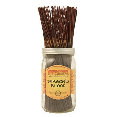 Dragon's Blood - 10 pack Wildberry Incense Sticks