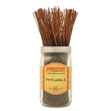 Patchouli - 10 pack Wildberry Incense Sticks