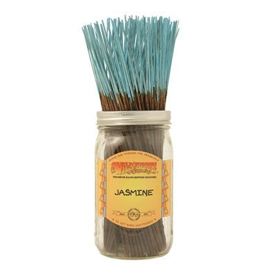 Jasmine - 10 pack Wildberry Incense Sticks