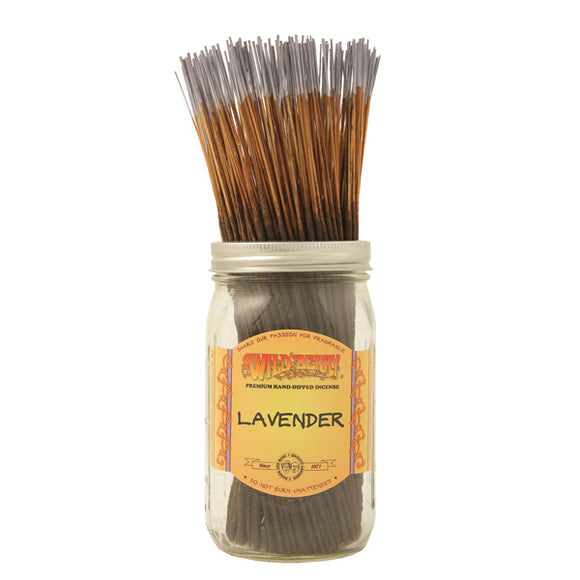 Lavender - 10 pack Wildberry Incense Sticks
