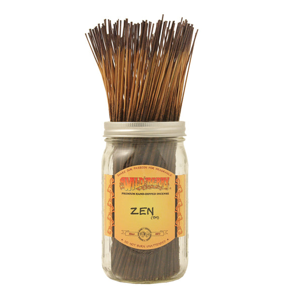 Zen - 10 pack Wildberry Incense Sticks