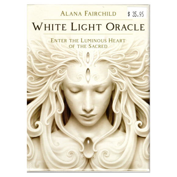 White Light Oracle - Alana Fairchild