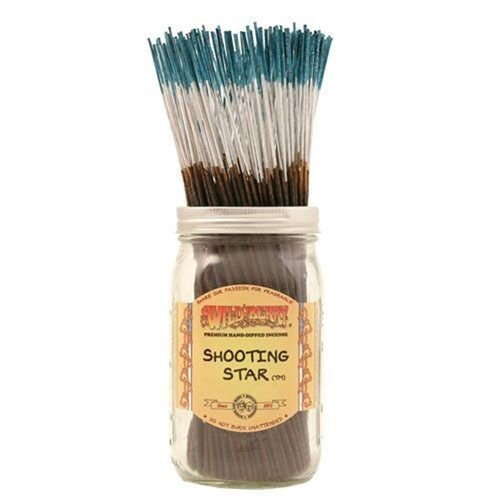 Shooting Star - 10 pack Wildberry Incense Sticks