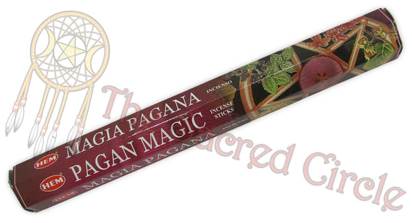 Hem Pagan Magic Incense Sticks 20g