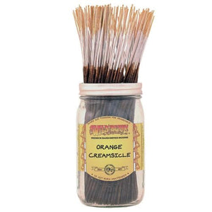 Orange Creamsicle - 10 pack Wildberry Incense Sticks