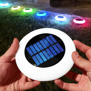 Colorize Solar-Powered Lights 6 colors