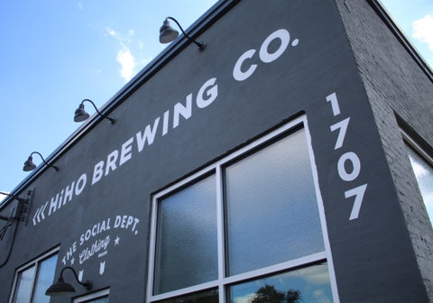 Best Akron Craft Breweries - HiHO Brewing Company - RivalryBrews.com