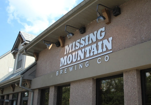 Best Akron Craft Breweries - Missing Mountain Brewing Co. - RivalryBrews.com
