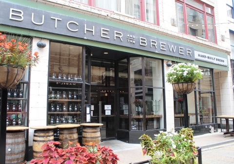 Butcher And The Brewer - 4th Street Cleveland - RivalryBrews.com