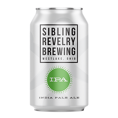 Sibling IPA - Rivalry Brews