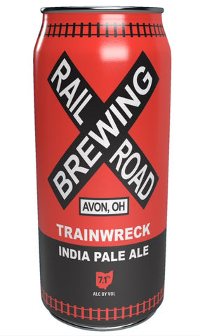 Train Wreck IPA