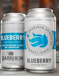Blueberry Sparkling Spirit - Rivalry Brews