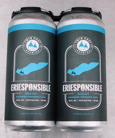 Eriesponsible Pale Ale