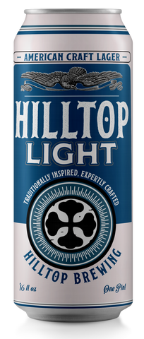 Hilltop Light Lager