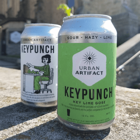 Keypunch - Rivalry Brews