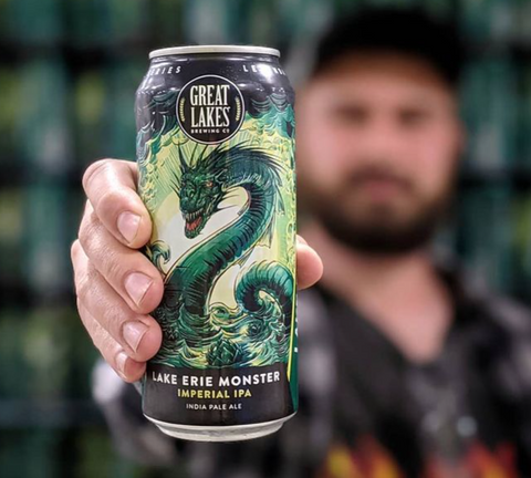 Lake Erie Monster IPA