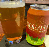 Landhaus Hefeweizen - Rivalry Brews