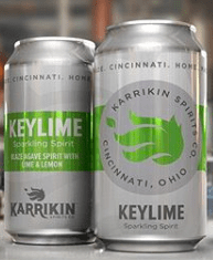 Key Lime Sparkling Spirit - Rivalry Brews