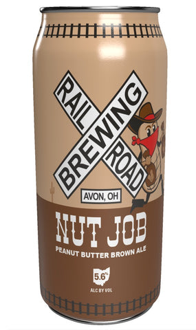 Nut Job Brown Ale