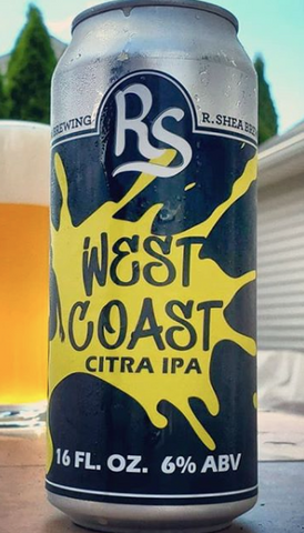 West Coast Citra IPA