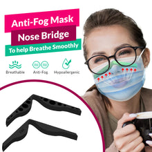 Load image into Gallery viewer, Anti-Fog Mask Nose Bridge