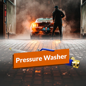 Pressure Washer Remake