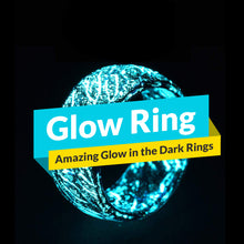 Load image into Gallery viewer, Glow Rings - Amazing Glow In The Dark Rings
