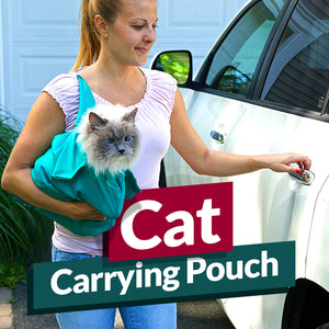 Cat Carrying Pouch