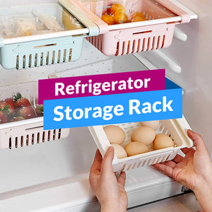 Refrigerator Storage Rack