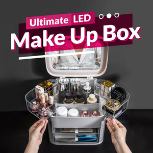 The Ultimate LED Makeup Box