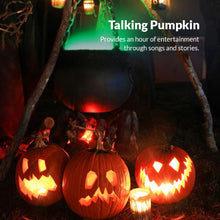 Load image into Gallery viewer, Ultimate Lifelike Talking Pumpkin