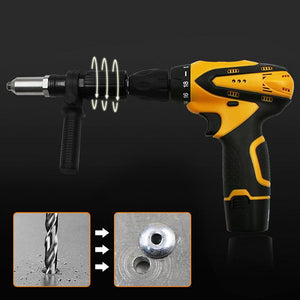 Universal Rivet Gun Drill Attachment (50% Pre-Holiday Sale)