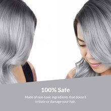 Load image into Gallery viewer, Silver Hair Dye Cream